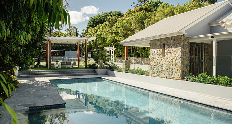 Image of Residential Pool Landscaping by InnovaScape