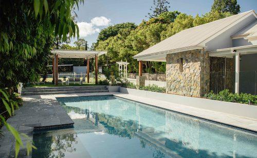 Image of pool design and construction in Yeronga, Brisbane
