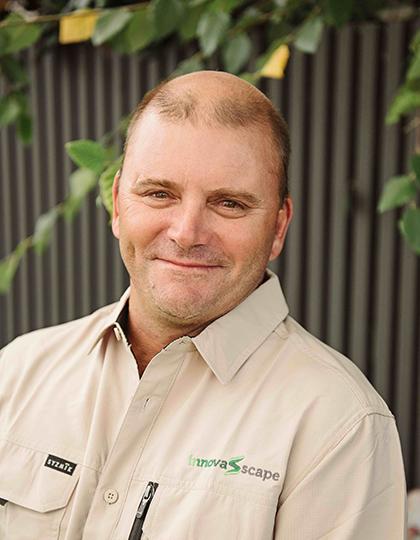 Image of Brad Mathers - Landscape Maintenance Technician for InnovaScape