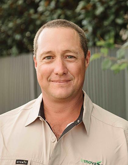 Image of Matt Church - Site Supervisor for InnovaScape